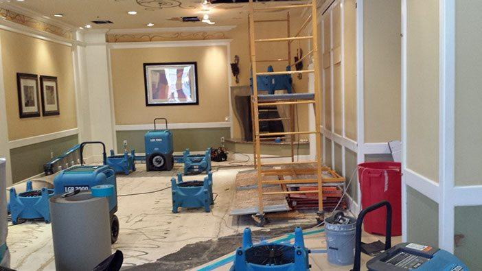 Water Damage Cleanup & Water Damage Remediation in Garner, NC
