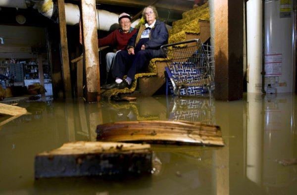 basement flood cleanup & basement flood repair in Holly Springs, NC